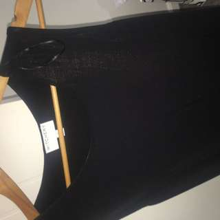 Witchery No Sleeve Top