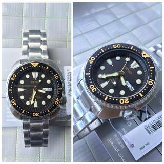 Made in Japan SEIKO PROSPEX TURTLE WATCH SRP775J1