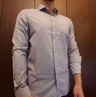 Burberry Shirt ORI 100%