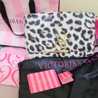 Victoria Secret Sling Bag Leopard (ORIGINAL)