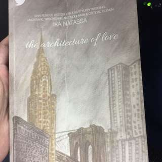 The Architecture Of Love Ika Natassa