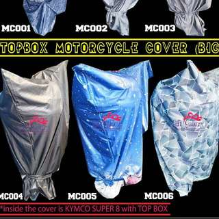 Water Proof Motorcycle Cover