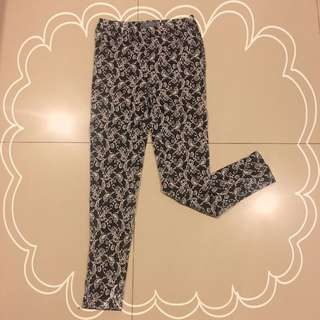 pattern pants korea