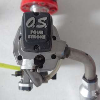 OS 120 Surpass III With Pump(21cc)