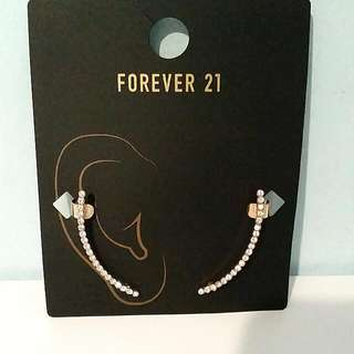 Forever 21 Gold Earrings