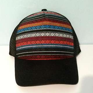 ROOTS Tribal Trucker Hat