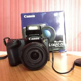Camera Canon Power Shot SX420 IS wi-fi Murah, second