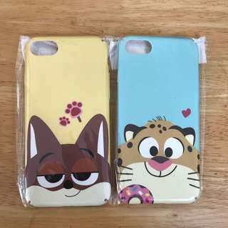 [instocks] Zootopia Iphone 7 Phone Case