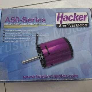 Hacker A50-12L Electric Motor