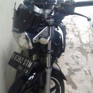 Yamaha Vxion 2009