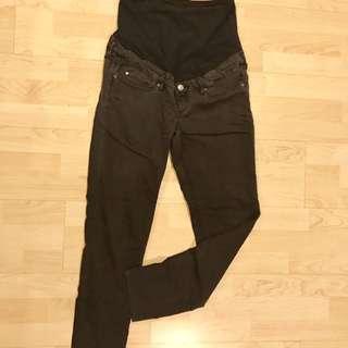 H&M Black Maternity Jeans