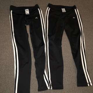 ***XS LEFT*** Adidas Leggings