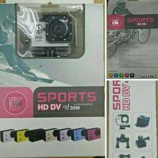 HD Sport Action Camera