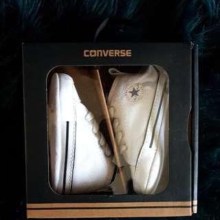 BNWT White Converse