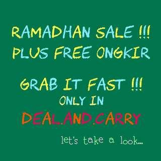 Ramadhan Sale !!!