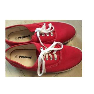 Vas Red rubber