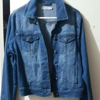 Denim Jacket (Size 12)