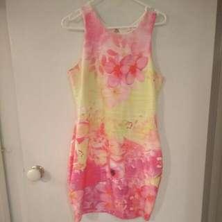 Valleygirl Bodycon Dress