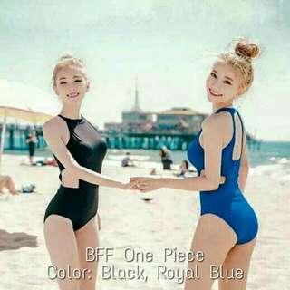 BFF One Piece Bikini Swimwear