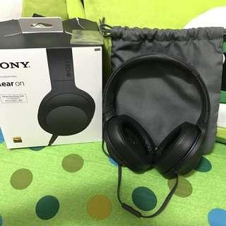 🚚 Sony MDR-100AAP(黑)
