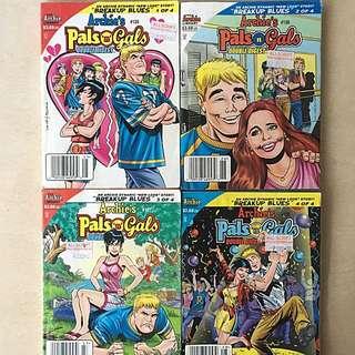 Archie Comics (Archie's Pals 'n' Gals)