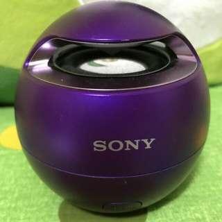 🚚 Sony Srs-x1 Nfc防潑水喇叭
