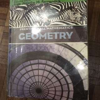 Prentice Hall Geometry (College Book)
