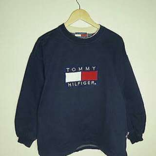WANTED Looking For any tommy Hilfiger, Adidas, Nike Or Ralph Lauren, Fila Vintage Sweatshirts Jumpers