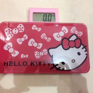 Timbangan Portable Hello Kitty