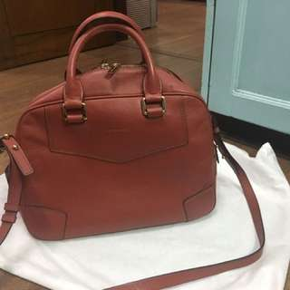 Rabeanco Leather Office Bag