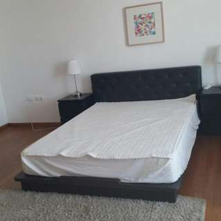 Queen Size Bed+frame