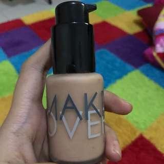 Foundation Make Over Shade Nude Silk