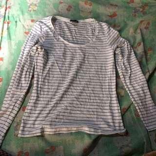 H&M Striped Long sleeve