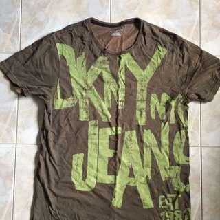 DKNY shirt (FREE shipping within Metro Manila)