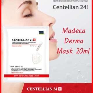Centellian 24 Madeca Derma Mask II
