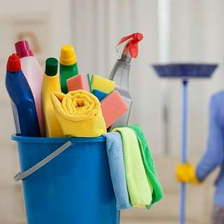 Weekend cleaning service