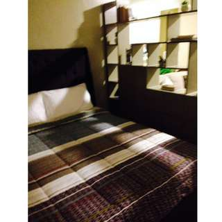 Fully furnished studio at CBD Makati