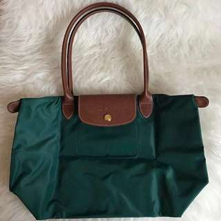 Longchamp small long handle