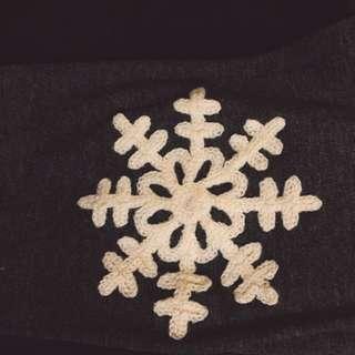 雪花內搭褲