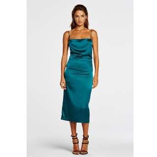 apache dress topaz Maurie and Eve