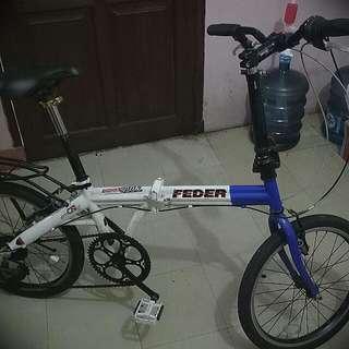 Folding Bike (sepeda Lipat) Element