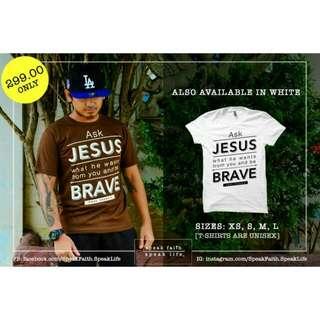 Ask Jesus (Christian Shirt)