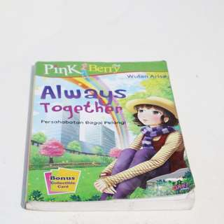 Novel Always Together (Persahabatan Bagai Pelangi)
