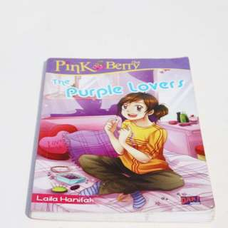 Novel The Purple Lovers