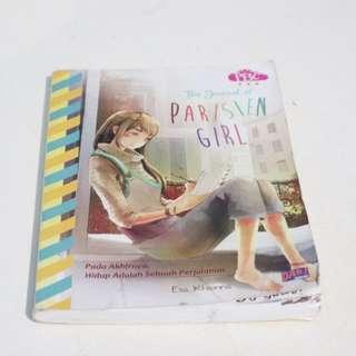 Novel The Journal Of Parisien Girl