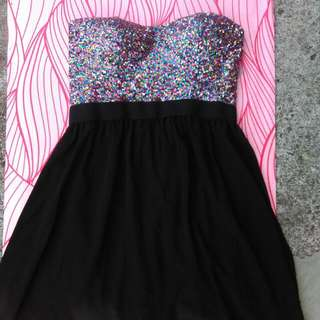 Forever21 Sequence Dress