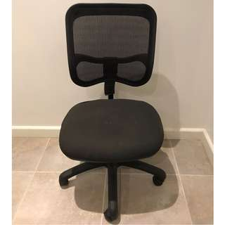 Ergonomic Mesh Black Desk Chair