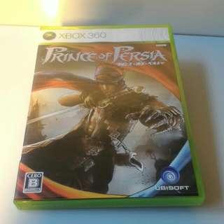 🚚 XBOX 360 Prince of Persia 波斯王子 │商品保存非常良好