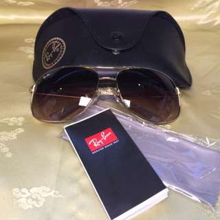 Rayban Sunglasses Aviation Series