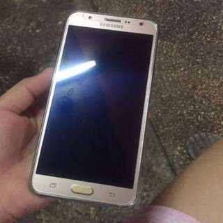 Samsung Galaxy J7 2015 -Gold
